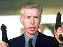 California's Democrat Governor Gray Davis