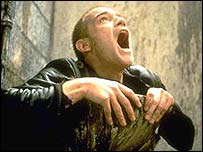 Ewan McGregor's famous toilet scene from Trainspotting