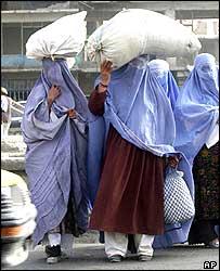 Women in Kabul