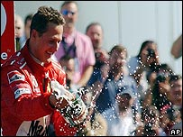 Michael Schumacher-F1 Italia