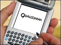 QualComm handset