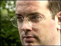 BBC journalist Andrew Gilligan