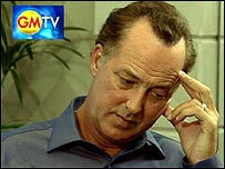Michael Barrymore on GMTV
