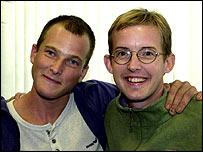Tom Hart Dyke and Paul Winder