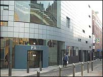 Fact centre, Liverpool
