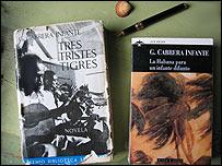 Libros de Guillermo Cabrera Infante.