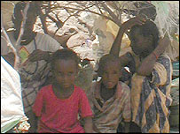 Djibouti refugee camp