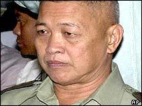 Philippine Army Intelligence Chief Victor Corpus