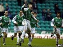 Hibs' debt is thought to be in the region of �17m