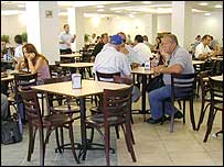 University canteen