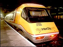 APT train at Crewe - courtesy of Railway Age/ apt-p.com