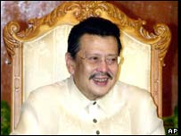 Ex-President Joseph Estrada