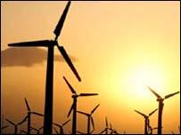 Generic wind farm