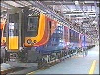 Desiro train