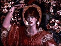 Rossetti's A Vision of Fiammetta