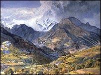 John Edward Brett's Val D'Aosta