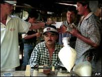 Mercado de droga