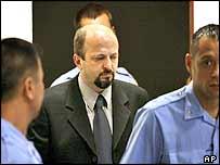 Milomir Stakic at The Hague tribunal