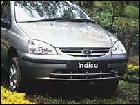 Autom�vil Indica de Tata (Foto: Archivo)