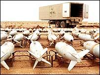 Misiles iraquíes