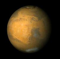 Mars, Nasa/Malin