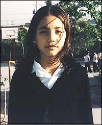 Jennifer Marisol Chable Villa tiene 14 años.