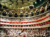 Proms 2003 at the Royal Albert Hall