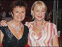 Julie Walters & Helen Mirren
