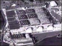 Dunlop Semtex factory