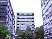 Hillfields estate
