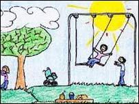 ¿Qué significado tienen los dibujos de los niños?