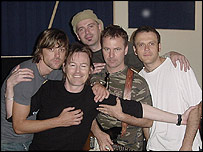 Then Jerico in 2003