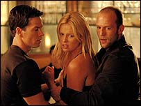 Mark Wahlberg, Charlize Theron, Jason Statham