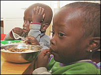 Nairobi Aids orphans