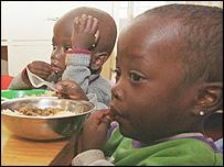 Nairobi Aids orphans