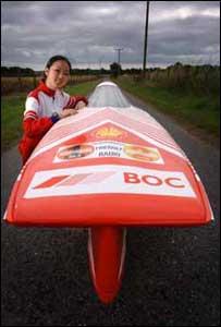 car, Claudia Woon