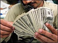 Money dealer in Pakistan