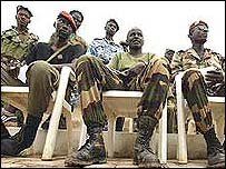 Ivory Coast rebels