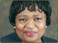South Africa Minister for Health