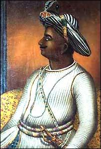 Tipu Sultan (aka Tipu Sahib)