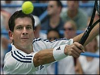 British number one Tim Henman
