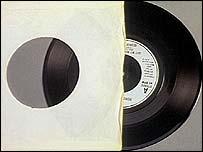 Vinyl single, BBC