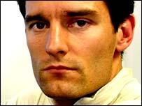 Jaguar driver Mark Webber