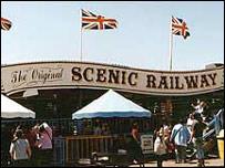 Dreamland's Scenic Railway