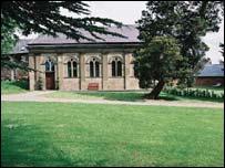 Chapel in Ruabon