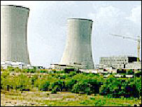 Nuclear plant in southern India
