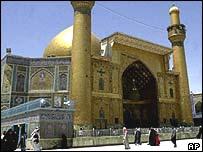 Shrine of Imam Ali, Najaf