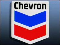 Логотип Chevron