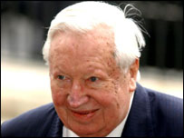 Rt Hon Ted Heath MP