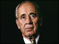 Shimon Peres, Israeli Foreign Minister